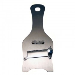 Stainless Steel Truffle Slicer -curves